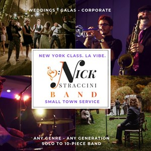 Ottawa, ON Cover Band | Nick Straccini Band