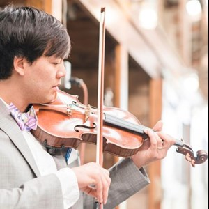 Richmond, VA Classical Violinist | Raymond Lai