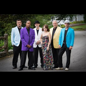 Bryson City Motown Band | Orange Krush