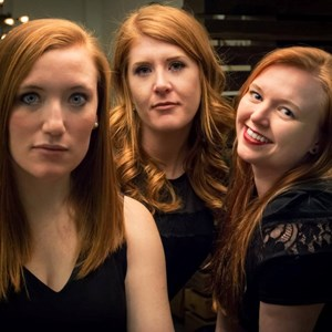 "New Franken Chamber Music Trio | Canto Zenzero ""The Singing Gingers"""
