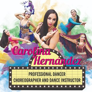 Rockville, MD Belly Dancer | Carolina Hernandez