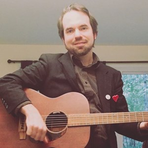 Princeton, NJ Acoustic Guitarist | Greg McGarvey, Vocals and Guitar