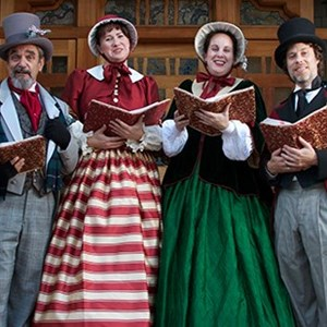 Summit, NJ Christmas Caroler | Christmas Matters Holiday Carolers