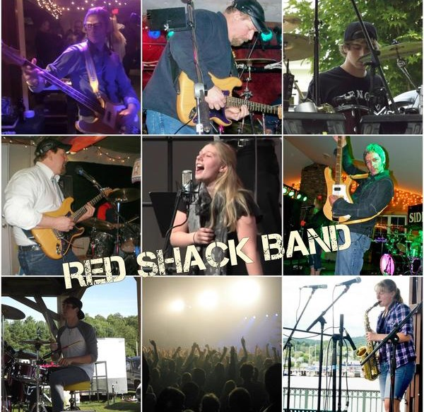 Red Shack Band - Cover Band - Saint Johnsbury, VT