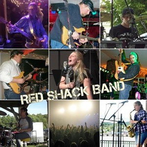 Saint Johnsbury, VT Cover Band | Red Shack Band
