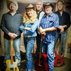 Moville Country Band | Kickin' Cowgirl Band