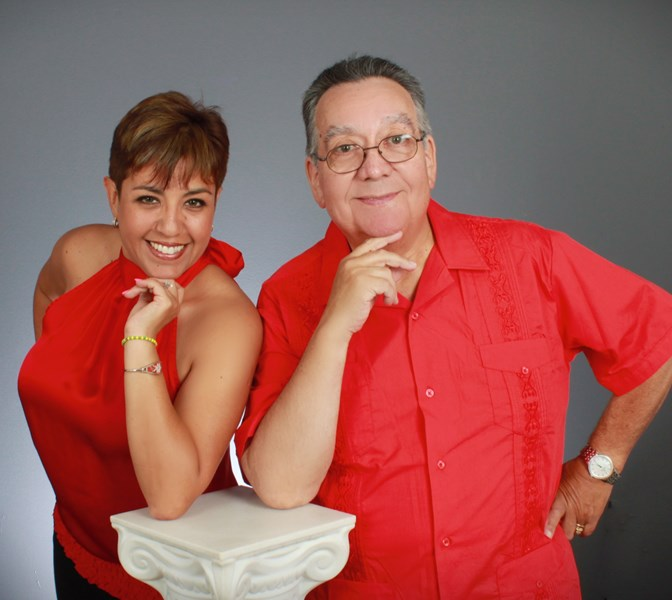 Nelson and Paola Sosa - Latin Duo - Chicago, IL