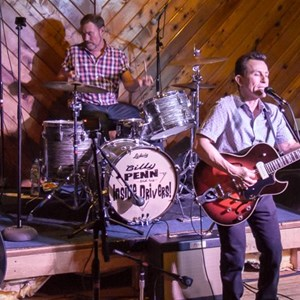Whitehouse Station 50s Band | Inside Drivers