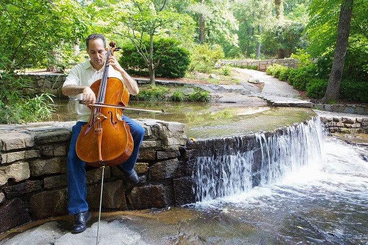 Roy Harran - Cellist - Atlanta, GA