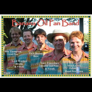 Dana Reggae Band | Banana Oil Pan Band