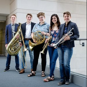Lostant Chamber Music Quartet | The Heights Brass Quintet