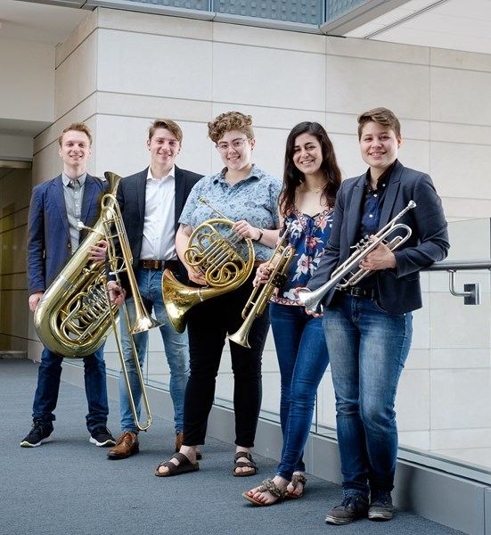 The Heights Brass Quintet - Classical Band - Chicago, IL