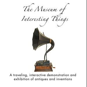 New York City, NY Storyteller | Museum of Interesting Things