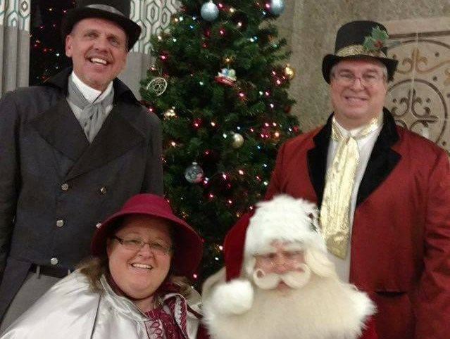 Not Your Normal Entertainment, LLC - Christmas Caroler - Brandon, FL