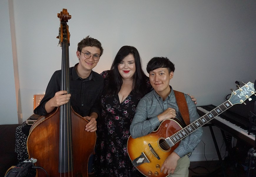 Jenna Marie Trio - Jazz Band - Toronto, ON