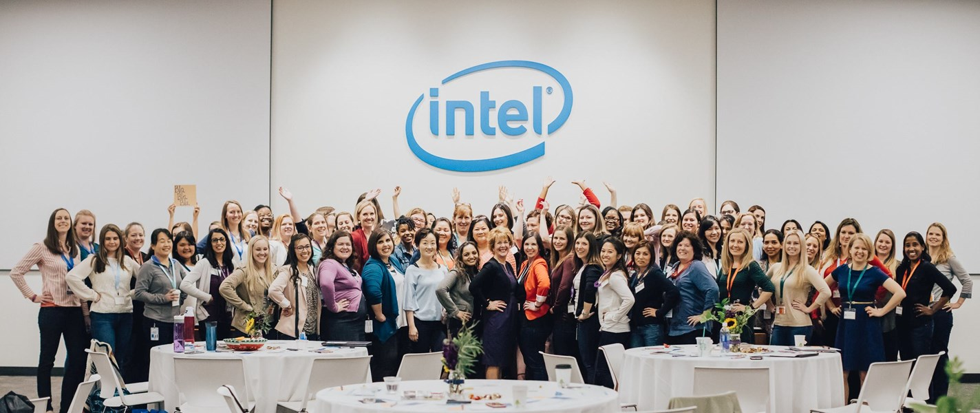 """Reimagining Leadership"" at Intel"