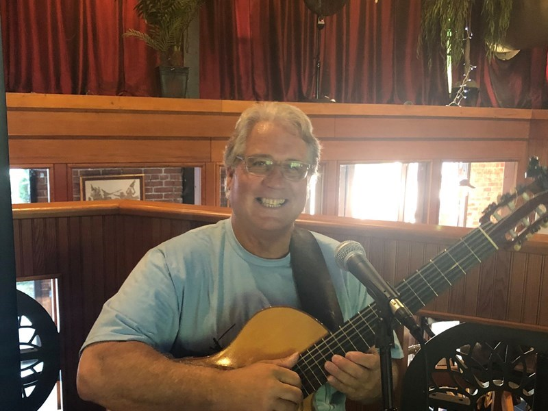 Ted Mann - Classical Guitarist - Manchester, NH