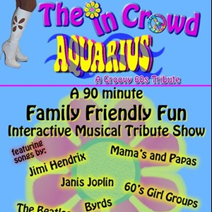 Breezy Point 60s Band | The In Crowd Retro Show