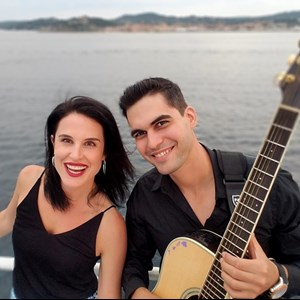 Burbank, CA Acoustic Band | Sergio and Jini -- Acoustic guitar/vocal duo