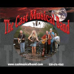 Cast Musical Band - Variety Band - Orangevale, CA