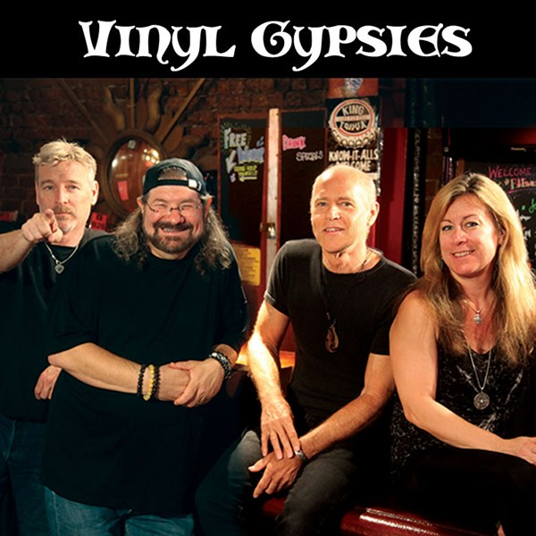 Vinyl Gypsies - Classic Rock Band - Los Angeles, CA