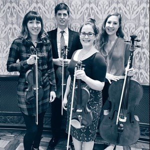 Pittsburgh, PA String Quartet | Drella String Quartet