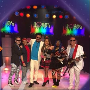 Wicomico 80s Band | Quantum Leap 80's Tribute Band