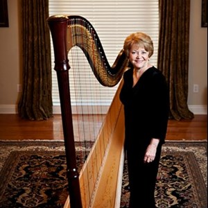 Shreveport, LA Harpist | Frances Grafton- Harpist, Pianist, and Organist