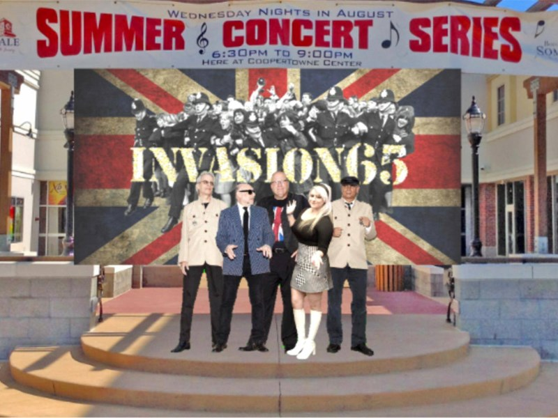 INVASION65-1960s hits showband - 60s Band - Cherry Hill, NJ