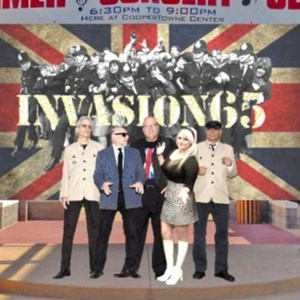 Cherry Hill, NJ 60s Band | INVASION65-1960s hits showband