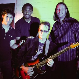Santa Barbara, CA Pop Band | Tom Cole Band