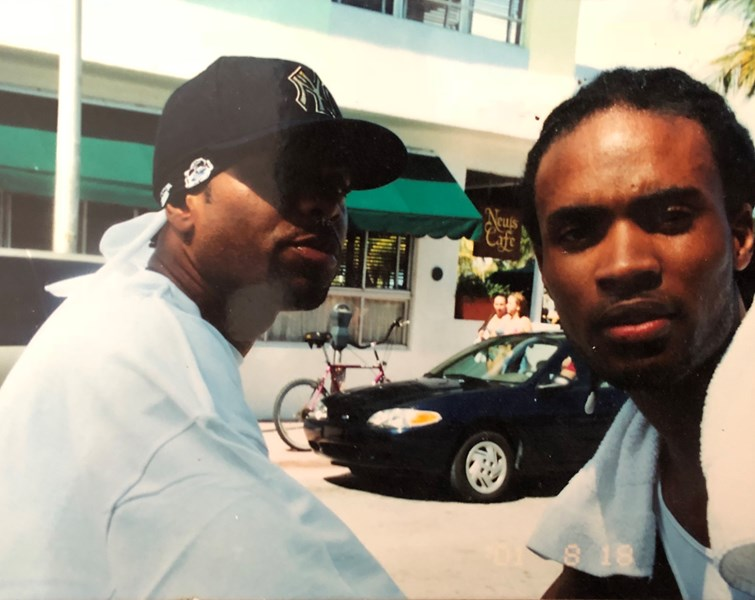 Armah aka DJ Mr. G w/Method Man