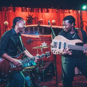Austin, TX Blues Band | Peterson Brothers Band