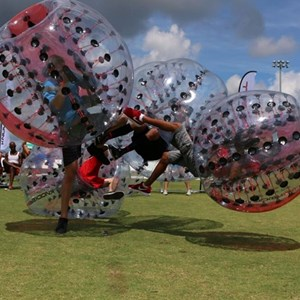 Miami, FL Party Inflatables | Miami Knockerball-Interactive Party Entertainment