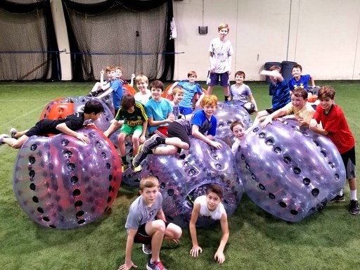 Miami Knockerball-Interactive Party Entertainment - Party Inflatables - Miami, FL