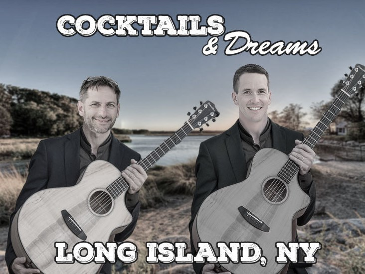Cocktails and Dreams Acoustic Duo - Acoustic Band - Bay Shore, NY