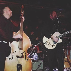 Birmingham, AL Rockabilly Band | The Martini Shakers