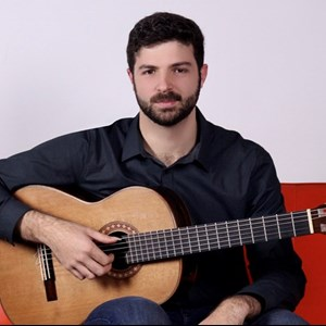 Austin, TX Classical Guitarist | Evan Taucher