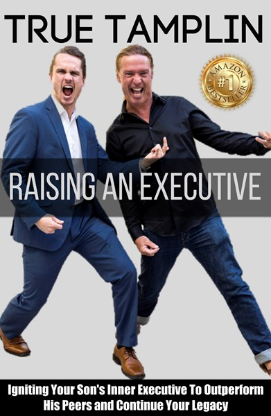 Raising An Executive Book Cover