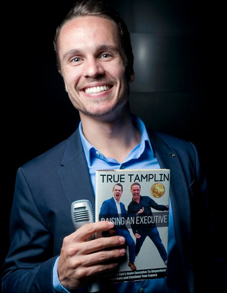 True Tamplin | Innovator, Actor and #1 Bestseller - Keynote Speaker - Los Angeles, CA