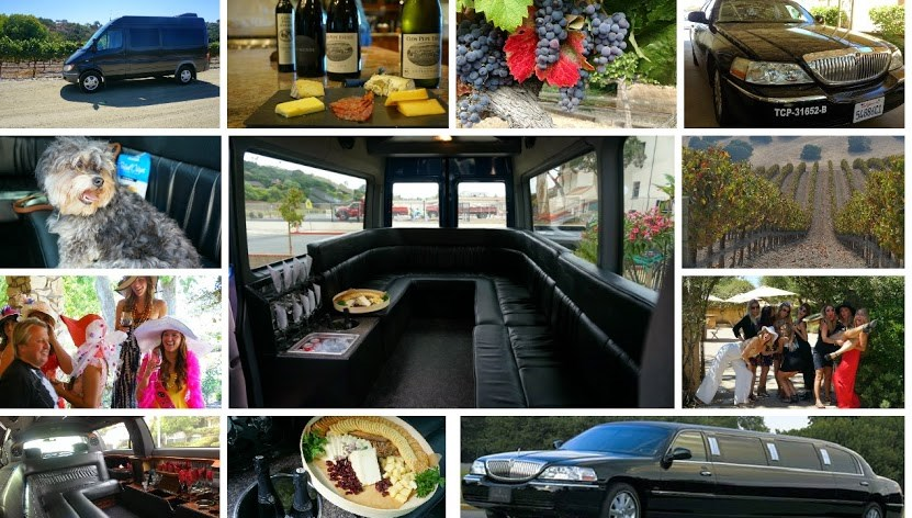 Golden Rooster Transportation & Wine Tours - Party Bus - Santa Barbara, CA