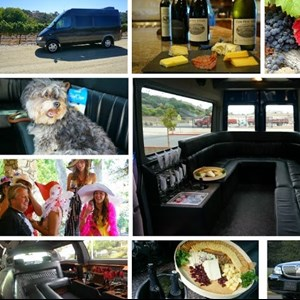 Santa Barbara, CA Stretch Limo | Golden Rooster Transportation & Wine Tours