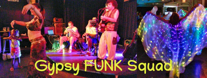 Gypsy FUNK Squad - World Music Band - Montclair, NJ