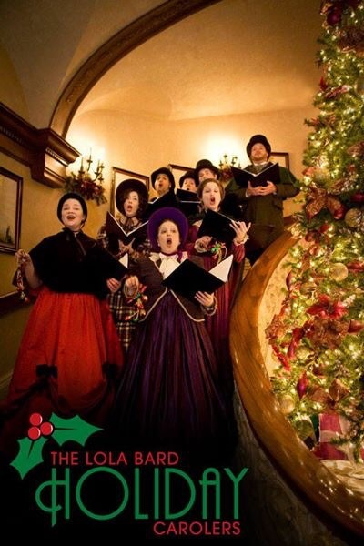 The Lola Bard Holiday Carolers - Christmas Caroler - Chicago, IL