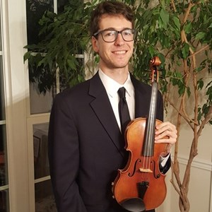 Denver, CO Violinist | Nate solo violin