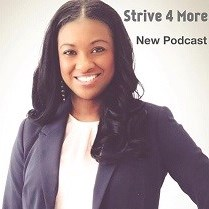 Houston, TX Motivational Speaker | Ronica Jacobs- Strive 4 More