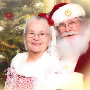 Inverness, FL Santa Claus | Santa Bill & Mrs Betty Claus Lamphier