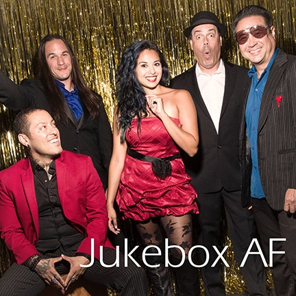 Jukebox AF - Top 40 Band - San Francisco, CA