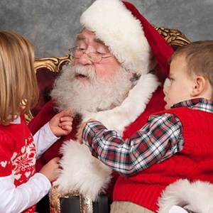Dallas, TX Santa Claus | Hire Santa