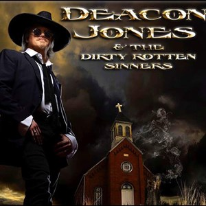 Newberg, OR Southern Rock Band | Deacon Jones & The Dirty Rotten Sinners